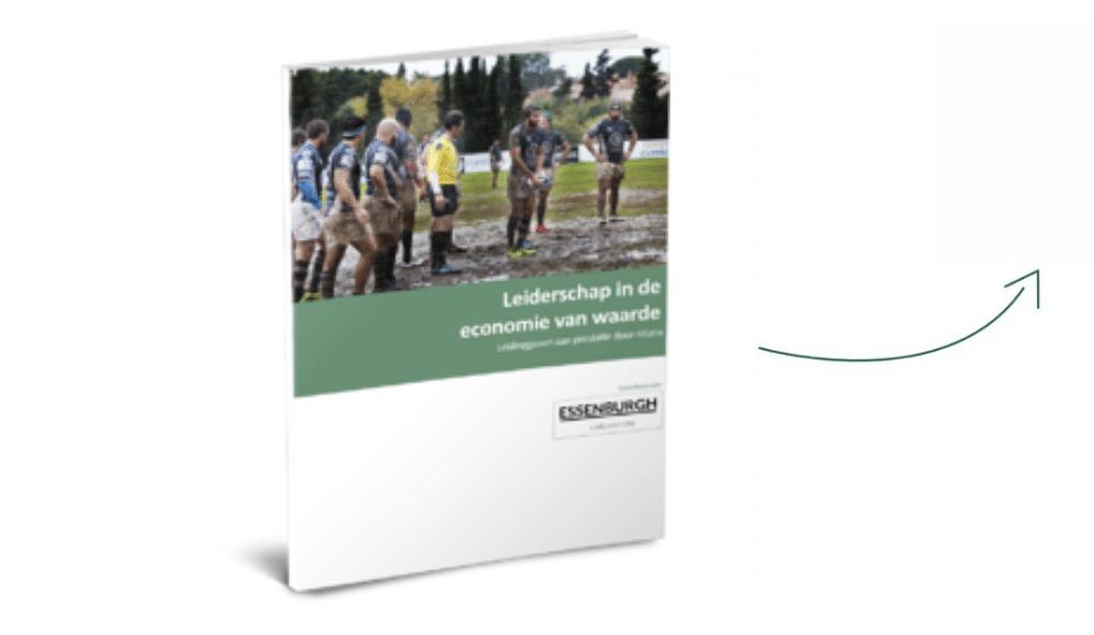 Ebook leiderschap in de economie van waarde Essenburgh