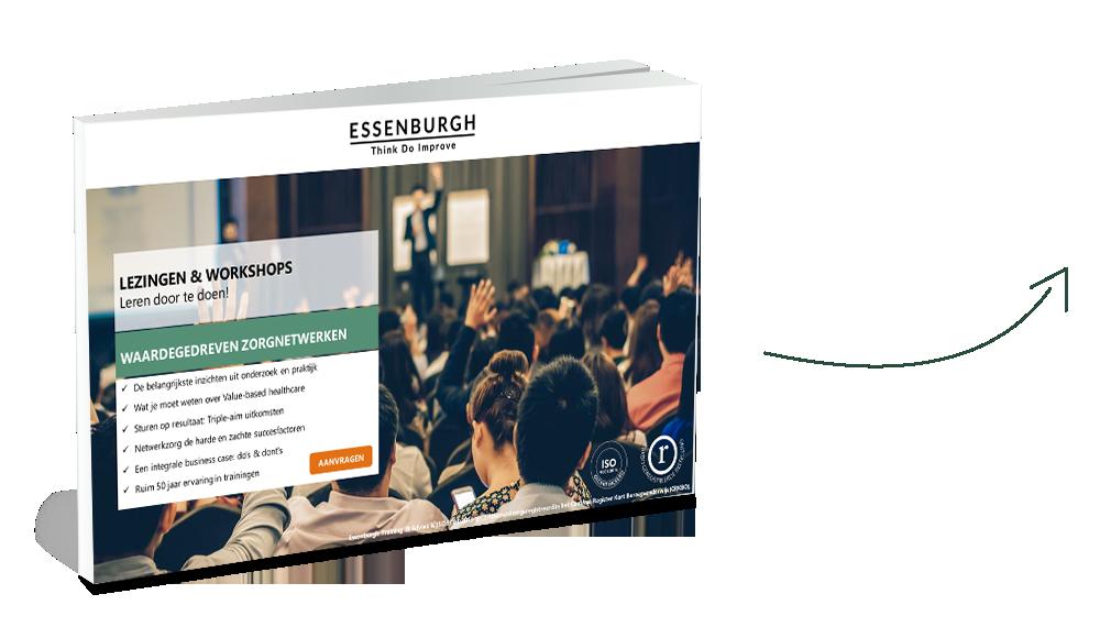 Brochure Lezingen and workshops Waardegedreven zorgnetwerken