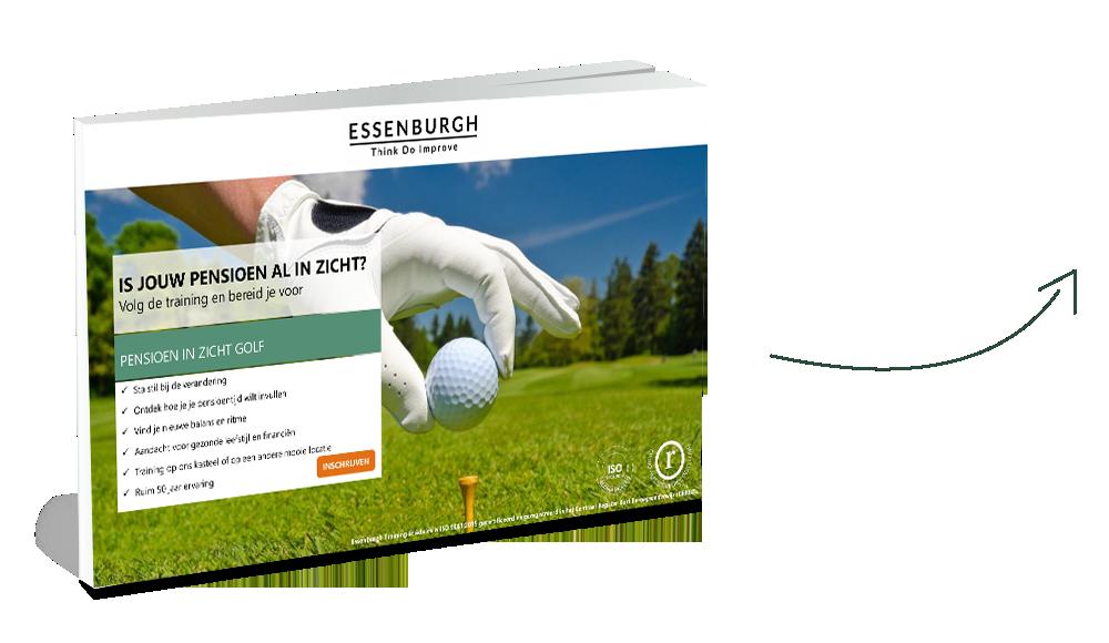 Brochure training Golf