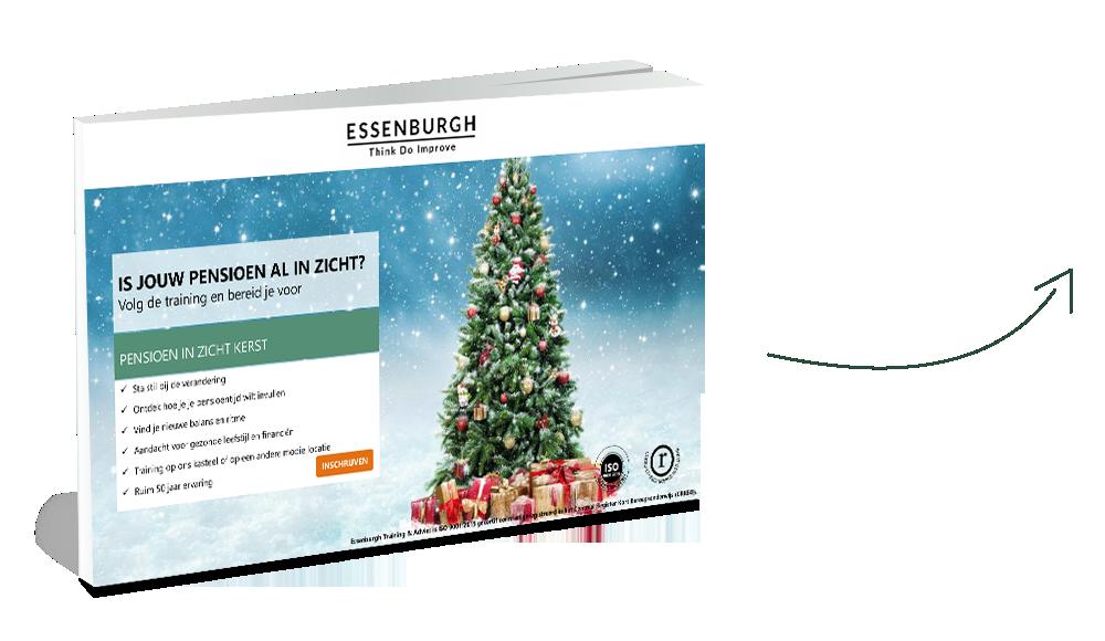 Pensioen in zicht - Brochure training Kerst